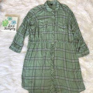 Torrid Plaid Dress